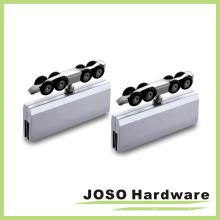 Sistema de puerta de diapositiva sin marco para mecanismo de servicio pesado (BA5005C)