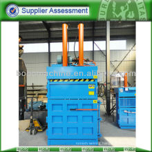 Second-hand plastic package baler packing machine