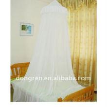 Filet de moustiquaires pour filles / moustiquaires rondes auvent de lit circulaire