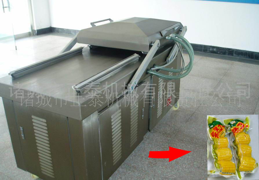 Corn bag vacuum sealers