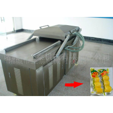 Transparent Film And Aluminum Foil Packer