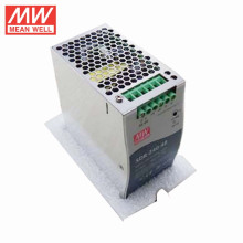 Original MEAN WELL SDR-240-48 Din Rail Power Supply with PFC Function