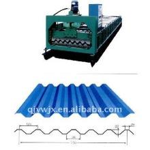 Máquina de fabricação de chapas de ferro QJ-750