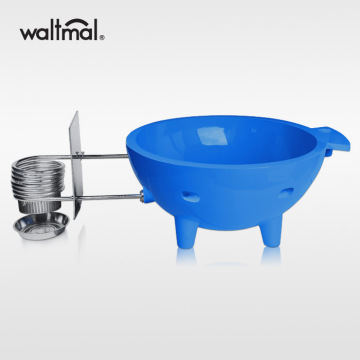 Waltmal Outdoor Hot Tub in Blue