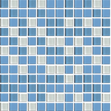 330x330мм квадратная стеклянная мозаика для бассейна