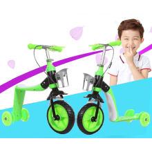 2017 Multifuncional Bebê Bicicleta Passeio Scooter Crianças Condução Ao Ar Livre