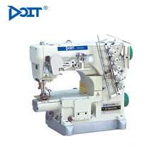DT264-01CB DOIT Industrial Coverstitch Small Cylinder Bed Interlock Sewing Machine Price