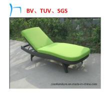 Открытый плетеной мебели лаундж всепогодный досуг шезлонг (CF1291L)