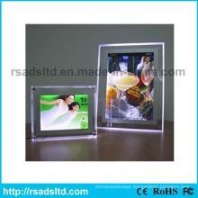 Save-Engergy Acrylic LED Crystal Light Box