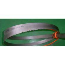 Lame de scie à bande bimétallique pour métal