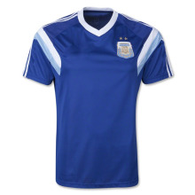 Argentina 2014 Training Jersey Men Soccer Jersey
