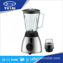 Multi-speed Stainless Steel Glass Blender