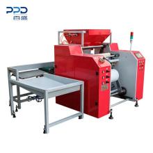 Hot Sale High Speed 20Kg Fully Auto Stretch Film Roll Rewinder Machine
