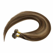 Top Quality 10A Brazilian Hair Keratin U Tip Hair Extensions Pre-Bonded Stick Hair