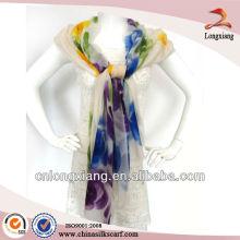 Bufandas de lana de cachemira de verano de alta calidad