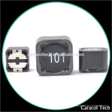 Diseños personalizados High Frequency Smd 10uh 1.1 A Inductor