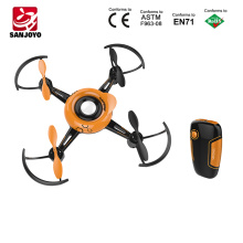 Newest Mini DIY Drone EasyPro Gravity Sensor Drone Height Set RC Quadcopter Gesture Control Mini Drone SJY-FX-29E