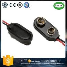 3 pilha do botão do suporte da bateria do suporte da bateria do AAA para 6V