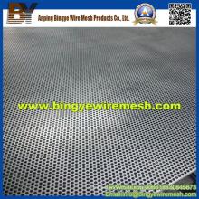 Metal perfurado de aço inoxidável usado em portões