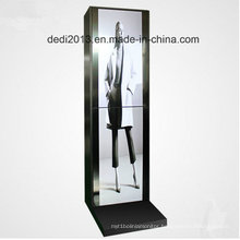 55 Inch Floor Standing Digital Signage Portrait Portable Display LCD Digital Display