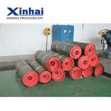 Red Natural Vulcanized Rubber Sheet Group Introduction