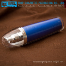 YB-O120 120ml Chinese supplied wonderful and high quality beautiful bullet shape acrylic bottle