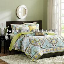 Conjunto de cama de design Madison Park Samara de 6 peças