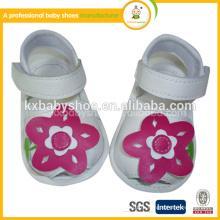 Сладкие резиновые подошвы высокого качества последний дизайн детские детские сандалии обувь для девочки