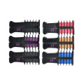 6colors Temporary hair color comb hair Pastels Kit