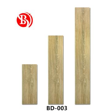 Indoor click system locking series wooden spc flooring