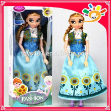 Fsshion,11 inch baby doll toy beautiful girl doll new china products for sale