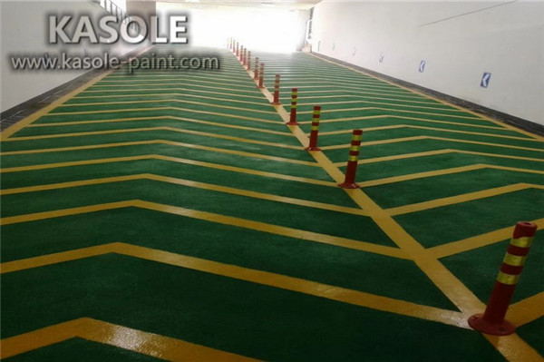 Install Epoxy Garage Flooring