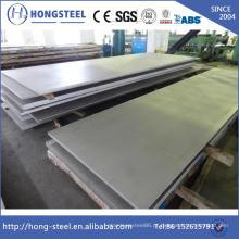 igh qualidade 304 de aço inoxidável / placa 304 316 chapa de aço inoxidável preço de fábrica