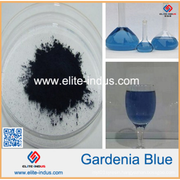 Gardenia Extract for Gardenia Blue Color with Edible Colorant