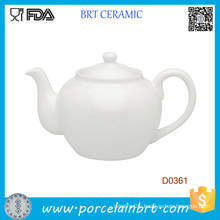 Wholesale Color Optional Ceramic Teapot with Strainless Steel Filter