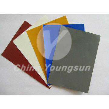 Double Side Heat Insulators Fluorin Coated Fabrics