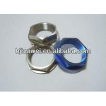 Gr5 titanium thin nut