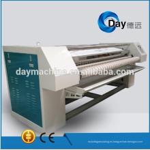 Máquina de plancha de planchado de calefacción por vapor, planchadora de planchado de lavandería de CE por mayor, precio de planchadora de ropa de trabajo textil
