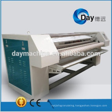 Steam heating flatwork ironer machine, wholesale CE laundry flatwork ironer, textile flatwork ironer price