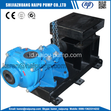 Neoprene Lined Mineral Flotation Processing Slurry Pumps