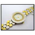 High Quliaty Womens Bracelet Watches Luxury Bracelet Womens Watch with Gold Plated