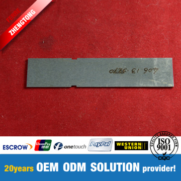 Thin Knife for Focke Tabacco Machinery
