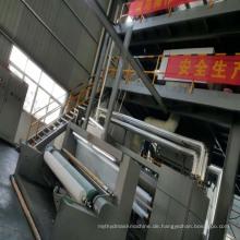 Die neueste PP Nonwoven Fabric Making Machine