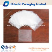 Kundengebundener lamellierter Plastikverpackungsbeutel ODM kleiner Reißverschluss transparente Nylonbeutel Nylonverpackungsbeutel