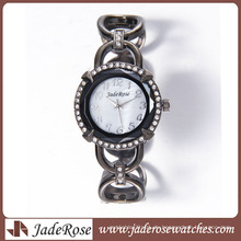 Mode Retro Uhr Damen Alloy Watch