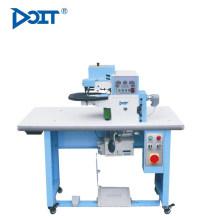 DT706A bord numérique pliage collage machine industrielle costume pour cuir et pu