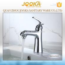 Grifo mezclador de lavabo de agua caliente y fría combinacional superior