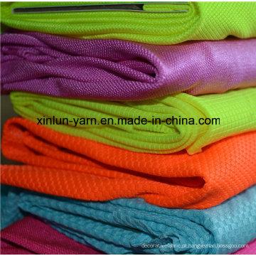 Tecido de Lycra Shapewear de tecido de semi-brilho de venda quente