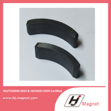 High Power Customerized Arc Ferrite Magnet Manufactured by Factory