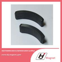 Высокая мощность Customerized дуги ферритовый магнит производства завода